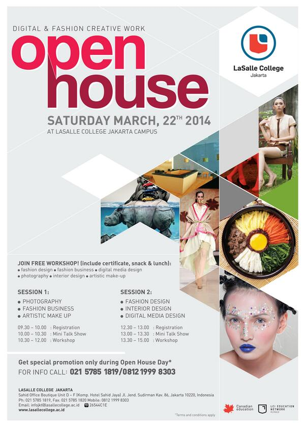 Join Free Workshop On Our OPEN HOUSE March 22nd 2014 Info And Registration 021 57851819 Tco LsLjVSt95r