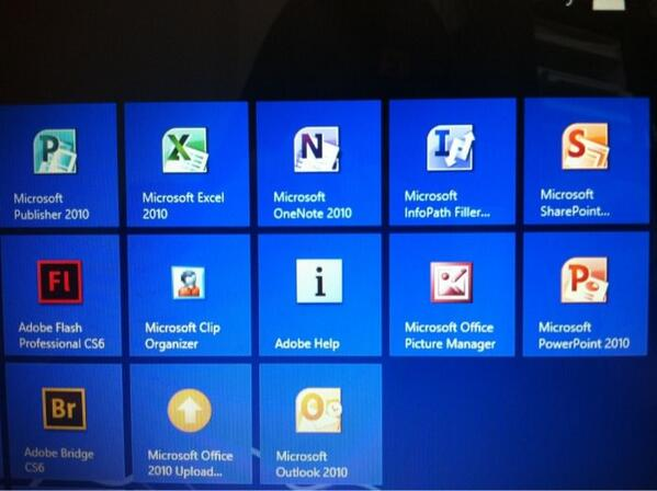 笑翻过去。。。RT @9GAG: And this is why the Microsoft Excel logo starts with an X http://t.co/toRFS2XVOZ http://t.co/cN02LKyIr8