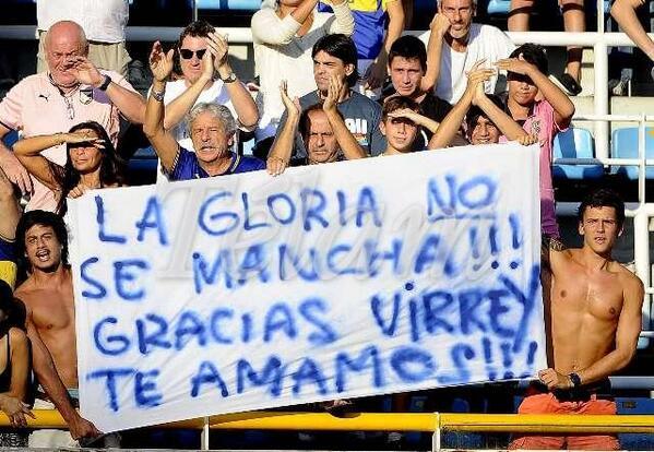 Torneo de Transición | Los hinchas respaldaron a Bianchi e insultaron a Angelici