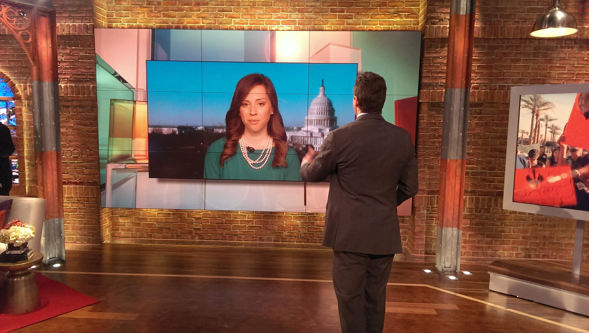 Twitter / ChrisCuomo: Telling moment in our #NewDay ...