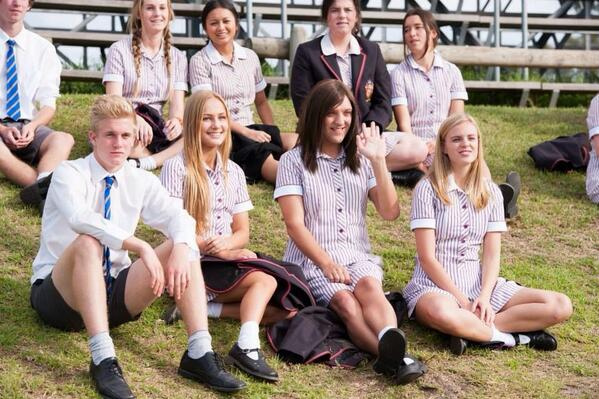 Australian TV Shows' School Uniforms Ranked From 'Fugly' To