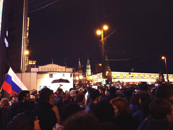 Пока в Украине освобождают политзаключенных, в России массовые аресты