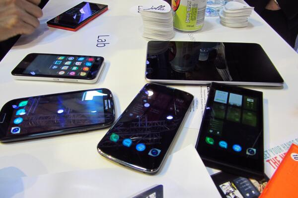 Sailfissh OS Android