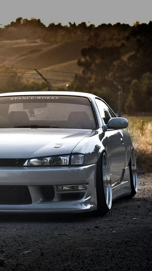 Apexfibers On Twitter Free Nissan Silvia S15 Iphone 5