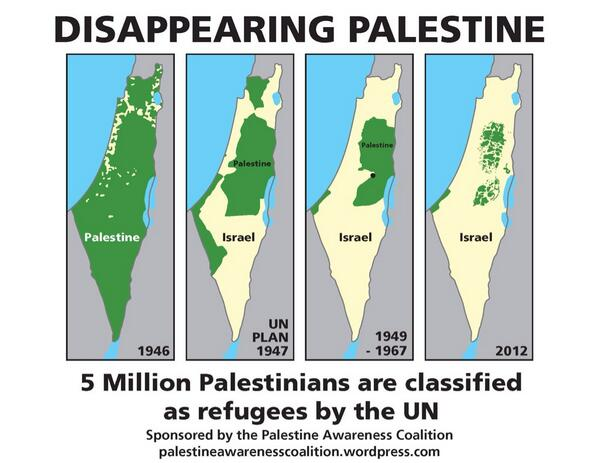 I oppose #ApartheidWeek because no one can draw maps better or faster than Israel.  #rethink2014 http://t.co/o96q4RamkY