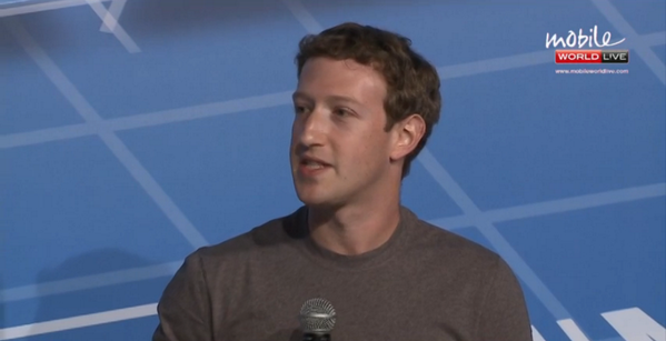 Excerpts From Mark Zuckerberg's Keynote at Mobile World Congress Barcelona