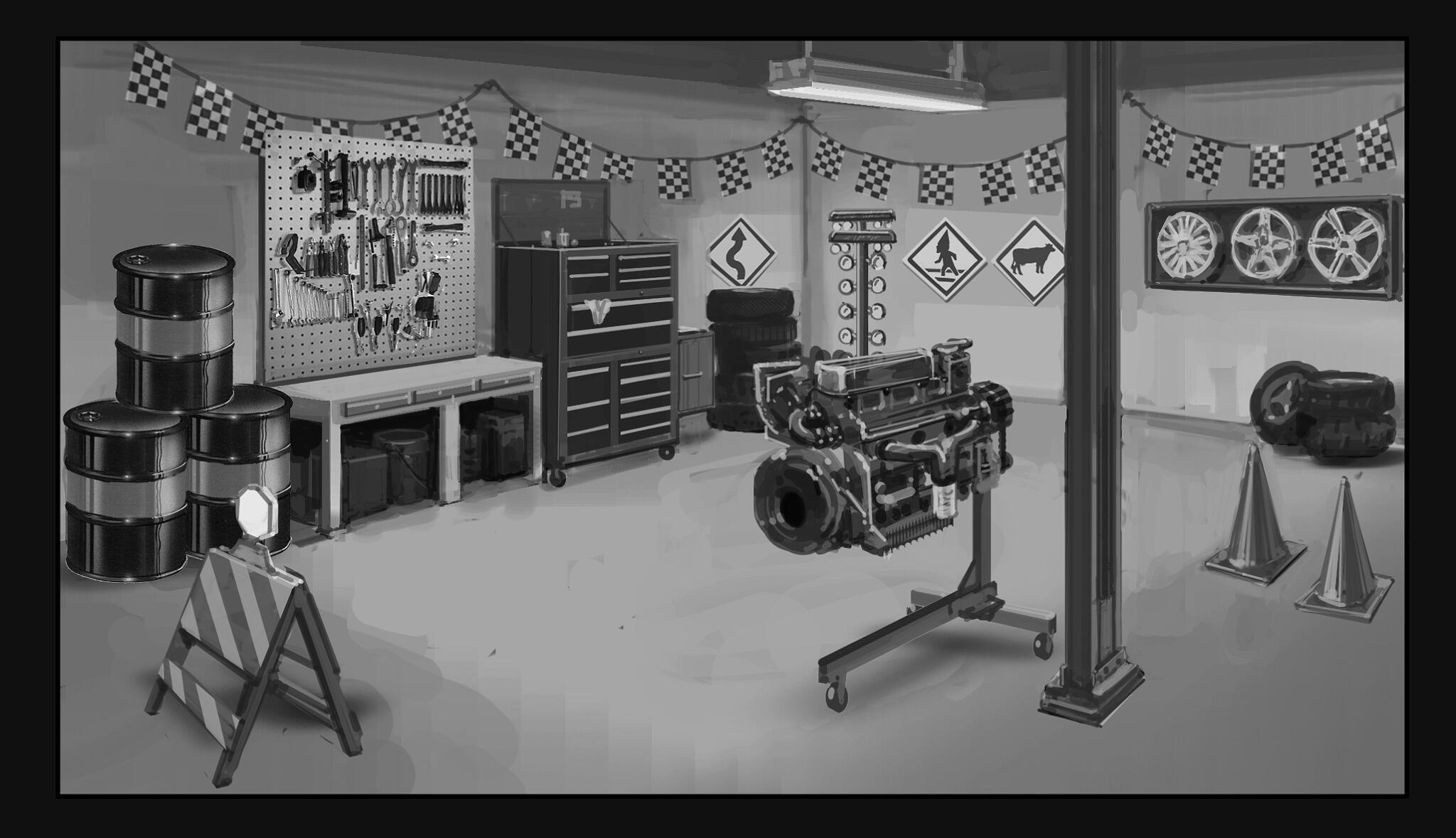 [imagen]Bocetos Los Sims 3 Quemando rueda BhQvPGqCEAA5a2U
