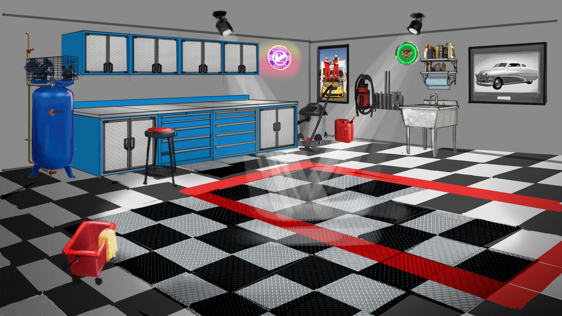 [imagen]Bocetos Los Sims 3 Quemando rueda BhQvSaYCMAAR5xt