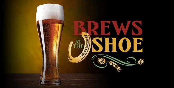 Retweet for a chance to win 2 free tickets to Brews at the Shoe on March 8th @ChiHorseshoe http://t.co/lzarSc4Zs0 http://t.co/Vdk988sZyz