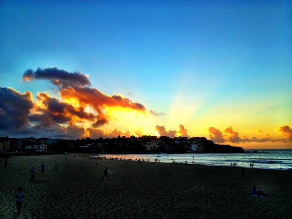 #Bondi #Sunrise #worklife #hashtag http://t.co/injrpQrUS6