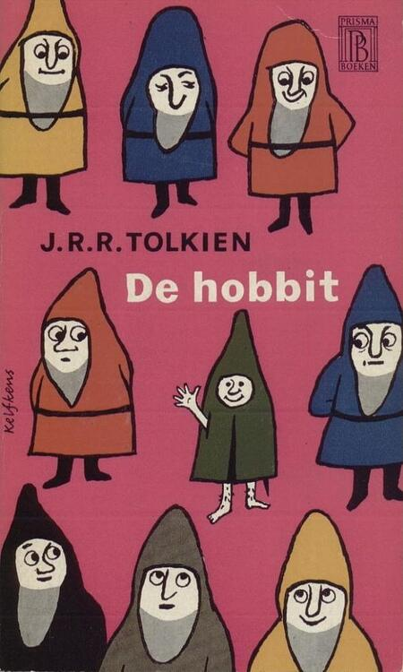 By way of apology, here's the 1960s Dutch paperback cover of De Hobbit: http://t.co/UwOxtgDRK2