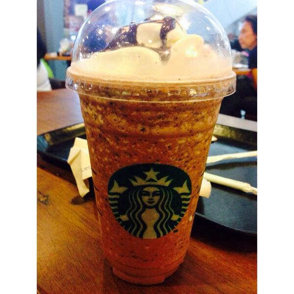 Renz On Twitter Gotta Love This Red Tuxedo Velvet Frappuccino From Starbucks StarbucksSecretRecipe Tco 27EhfedmOj