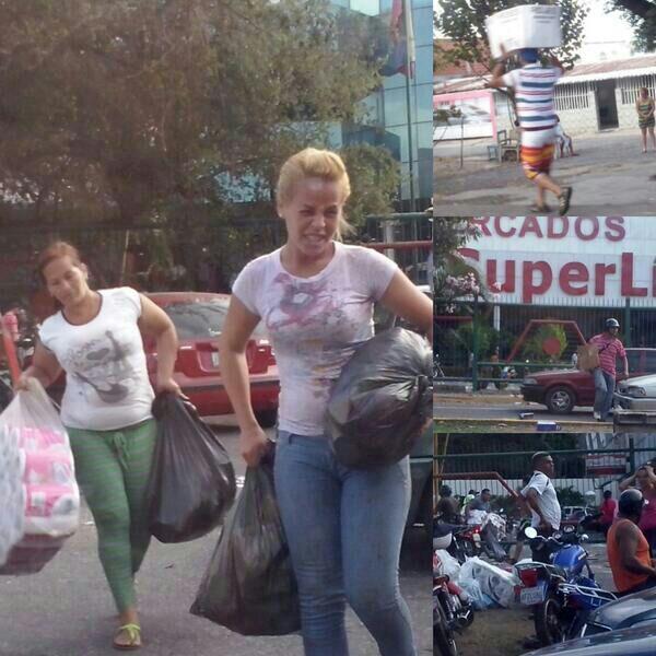 """""""@Dzkrgado_Mcy: #ElLimon #Maracay #25F no es hambre señores esto es vandalismo permitido por los cuerpos policiales http://t.co/EVCBw458Gz"""""""