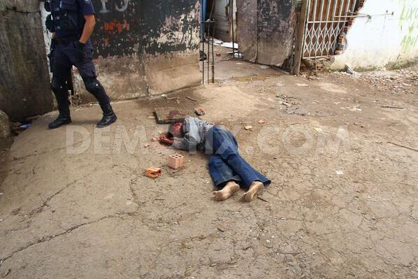 Violence in Brazil: Deaf woman begging for food in barbaric attack http://t.co/AufKZPXL9e http://t.co/CnBTlyGzyV