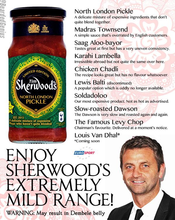 Tim Sherwood Memes & jokes start doing the rounds after Spurs defeat at Norwich