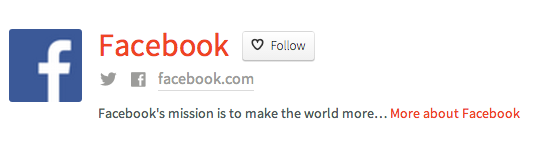 Facebook's Mission (found on @TheNextWeb) http://t.co/uQvhEBN94V