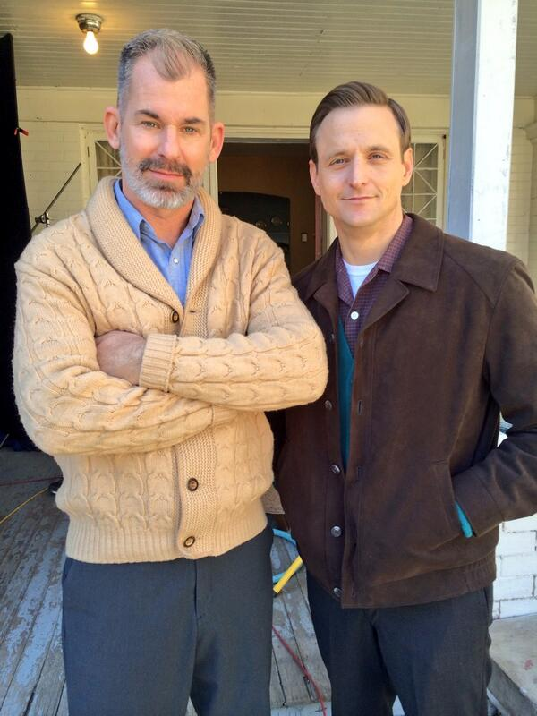 Byutv On Twitter Actors Peter Murnik And Mitchell Fink On The