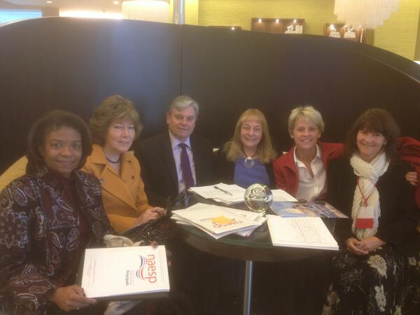 Preparing for #naespnlc Capitol Hill visit today with @cas_ct colleagues. #caschat http://t.co/f4KSVquEYu