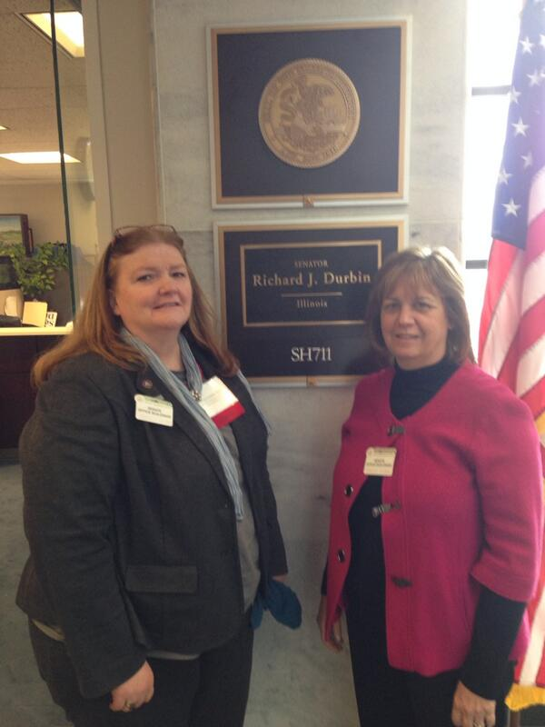 Part of IPA delegation meeting with Senator Durbin's staff.  #naespNLC http://t.co/G5HiyLZ6qd