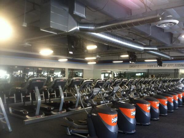 Crunchfitnesshb On Twitter Our Machines Are In At Crunch Fitness Huntingtonbeach We Will Keep You Updated As Have An Inspection Today