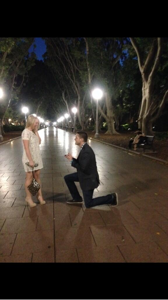 "She said ""Yes!"" http://t.co/3NgEzinYLg"