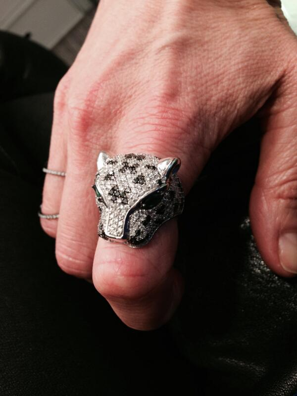 Bethenny Frankel on Twitter How bad ass is this EFFYJewelry ring
