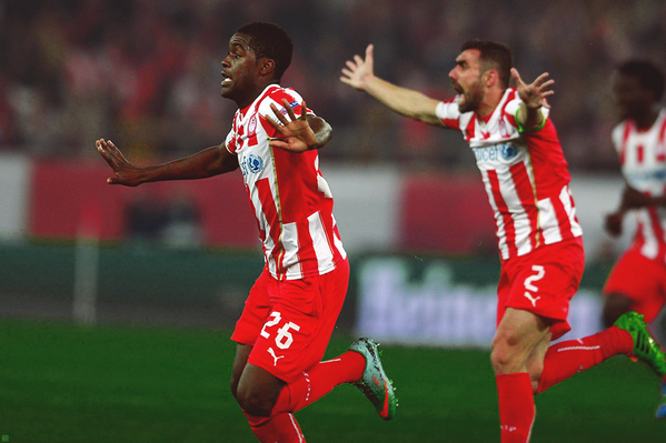 Joel Campbell Tweets delight at goal v Man United, wants to stay at Arsenal