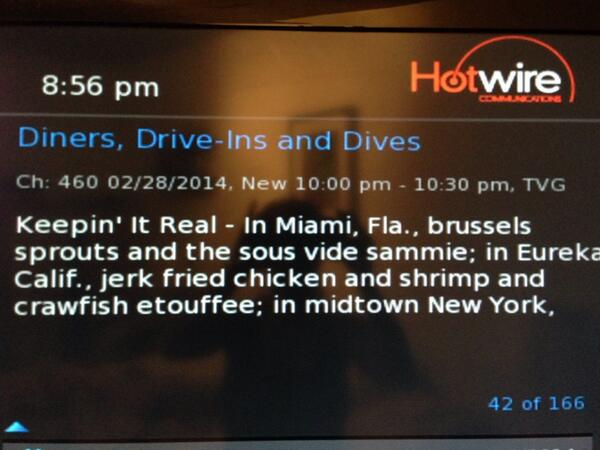 This Friday Diners Drive ins and Dives 10pm Food Network! Sakaya Kitchen http://t.co/fEXRwewHa0