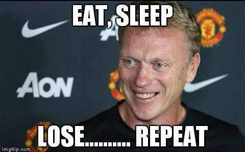 David Moyes Jokes & Memes sweep the internet again after Man United defeat to Olympiakos