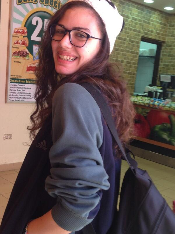 """Business major Farah Omar revealed that """"school spirit is what these 4 years are all about."""" #JRMC202 #JRLWeb http://t.co/1B71WAMlCp"""
