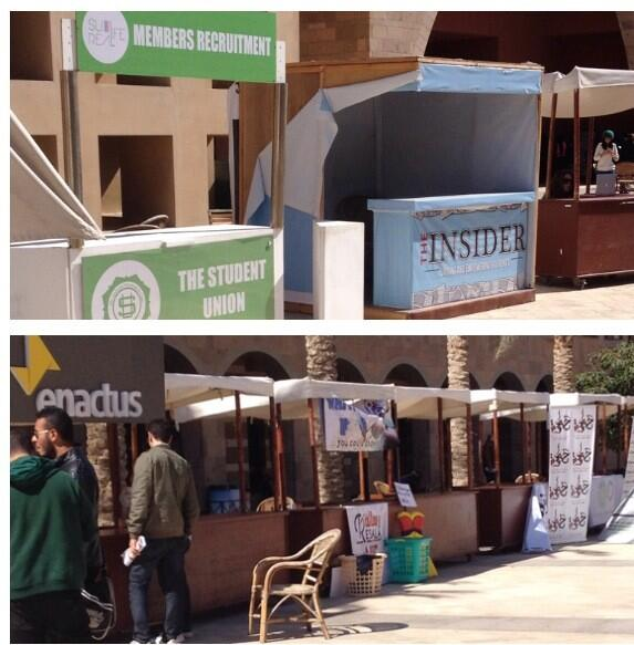 A variety of student clubs, what are you waiting for, go sign up! #JRMC202 #JRLWeb http://t.co/QTIEF48yPl
