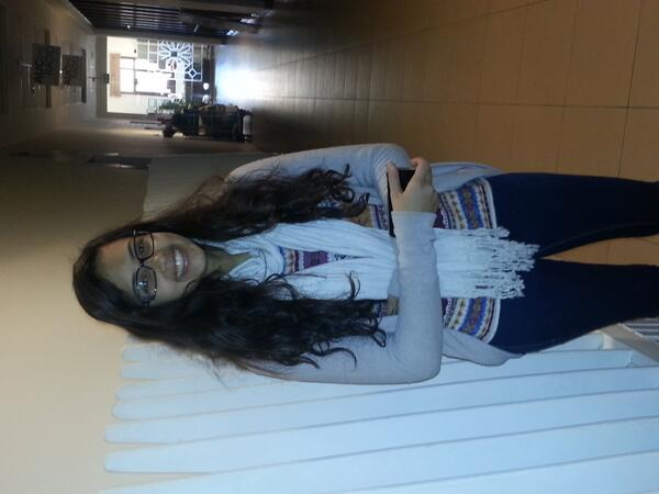 #Jrmc202 Q2: Mai Ali, undeclared sophomore student, I use twitter and Ontv channel to keep up on the news. http://t.co/ZVj3M22s0P
