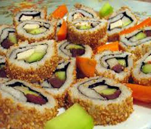 Приготовление суши и роллов в домашних условиях пошагово