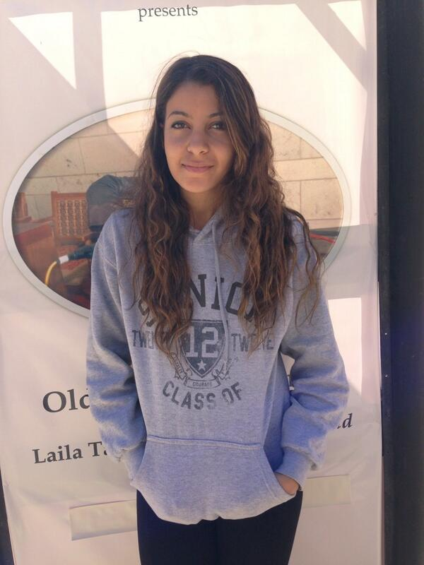"""I deactivated Facebook so now I get the news from my mom,"" said MICT sophomore, Menna Hawas. #JRMC202 #JRLWeb http://t.co/ZFVxCZLO3s"
