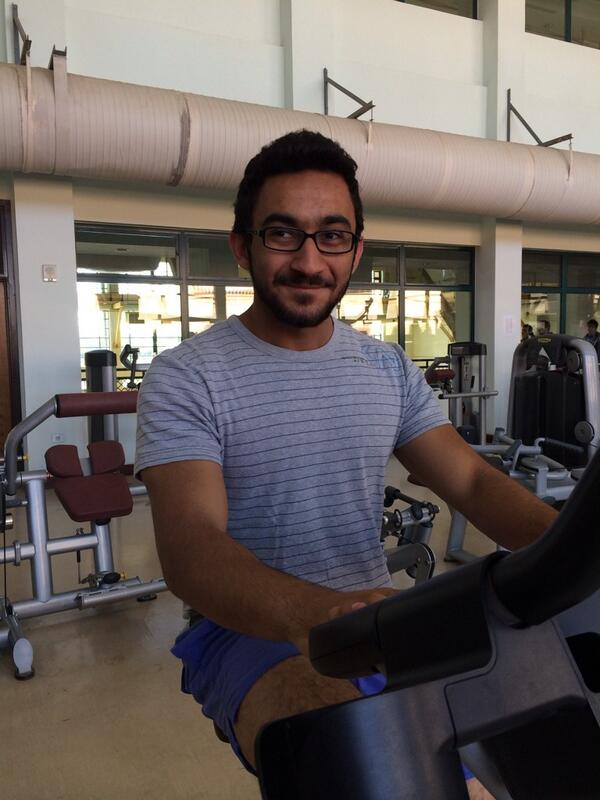 "Q6. Accounting senior, Ahmed Abdullah, ""The sports complex lacks supervision."" #jrlweb #JRMC202 http://t.co/JOwCSTNNnw"