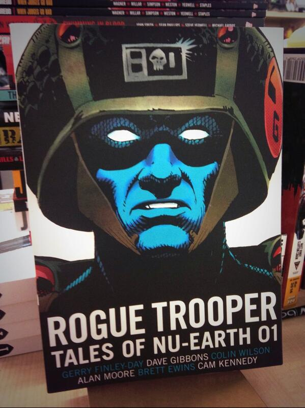 It's our 37th birthday & we're giving away graphic novels all day! RT to win this Rogue Trooper collection! #2000AD http://t.co/ITYa7c5fo1