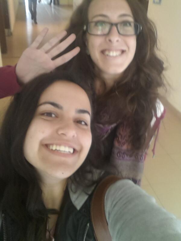 @zeina_foda and I are starting the #JRMC202 Twitter scavenger hunt #JRLWeb for @KimFoxWOSU. http://t.co/kxeqVtkLyO