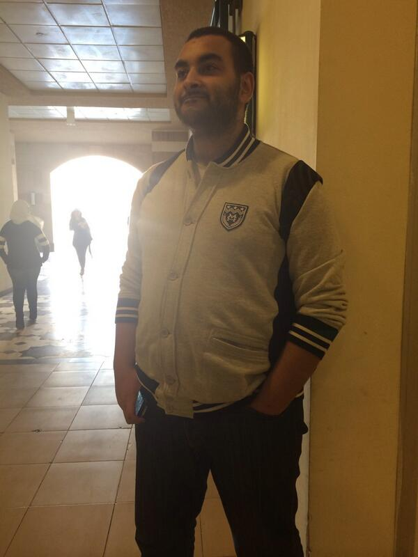 "#JRMC202 #JRLWeb Political Science student Ibrahim Gamal Eldeen uses twitter for news. ""I follow the breaking... http://t.co/8fUNth2tHf"