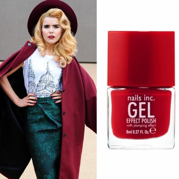 #WIN our gorgeous St James Gel Effect Polish
