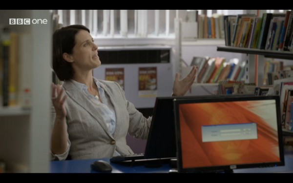 """He's not exactly Benedict Cumberbatch himself!"" - Nikki #WaterlooRoad http://t.co/KveJsSneUh"
