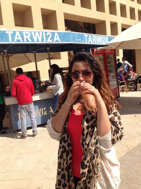 Said business sophomore, Sarah Magdy, when asked about her favourite eating spot on campus. (2/2) #JRMC202  #JRLWeb http://t.co/KQ9k8TqNlm