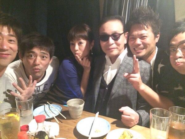 福岡会楽し!! http://t.co/4fouwkF89k
