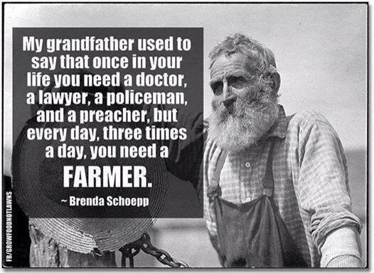 Have you thanked a farmer today? http://t.co/RDfJZ1NXZN