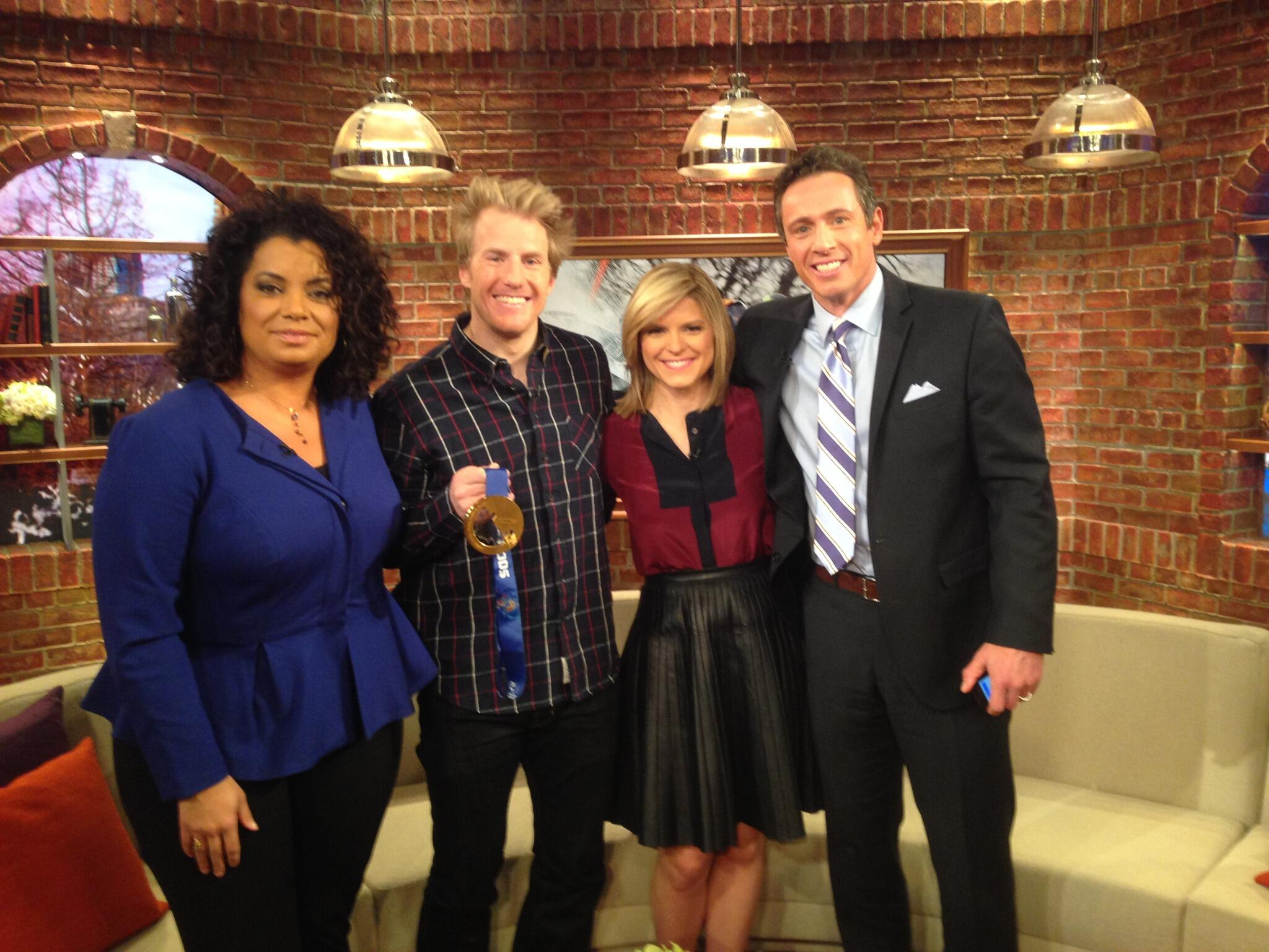 Twitter / ChrisCuomo: welcome to the @NewDay family ...