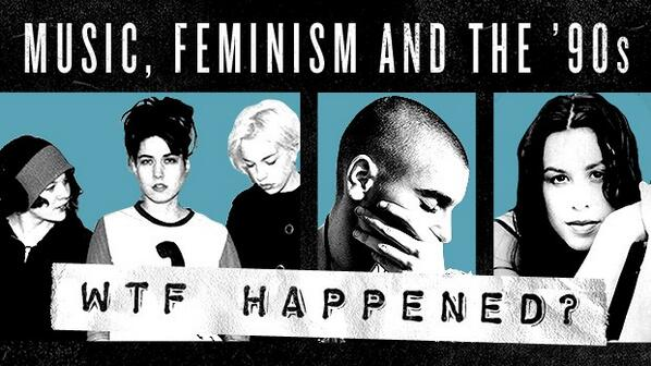We were there! RT @cbcradio2: RT @CBCMusic: Music, feminism & the 90s: what happened? #90sweek http://t.co/fzH1VTXmP7 http://t.co/PbqIqAo0JY