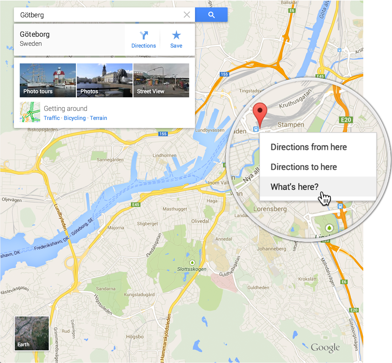 """Google Maps On Twitter: """"Back By Request! Right-click"""