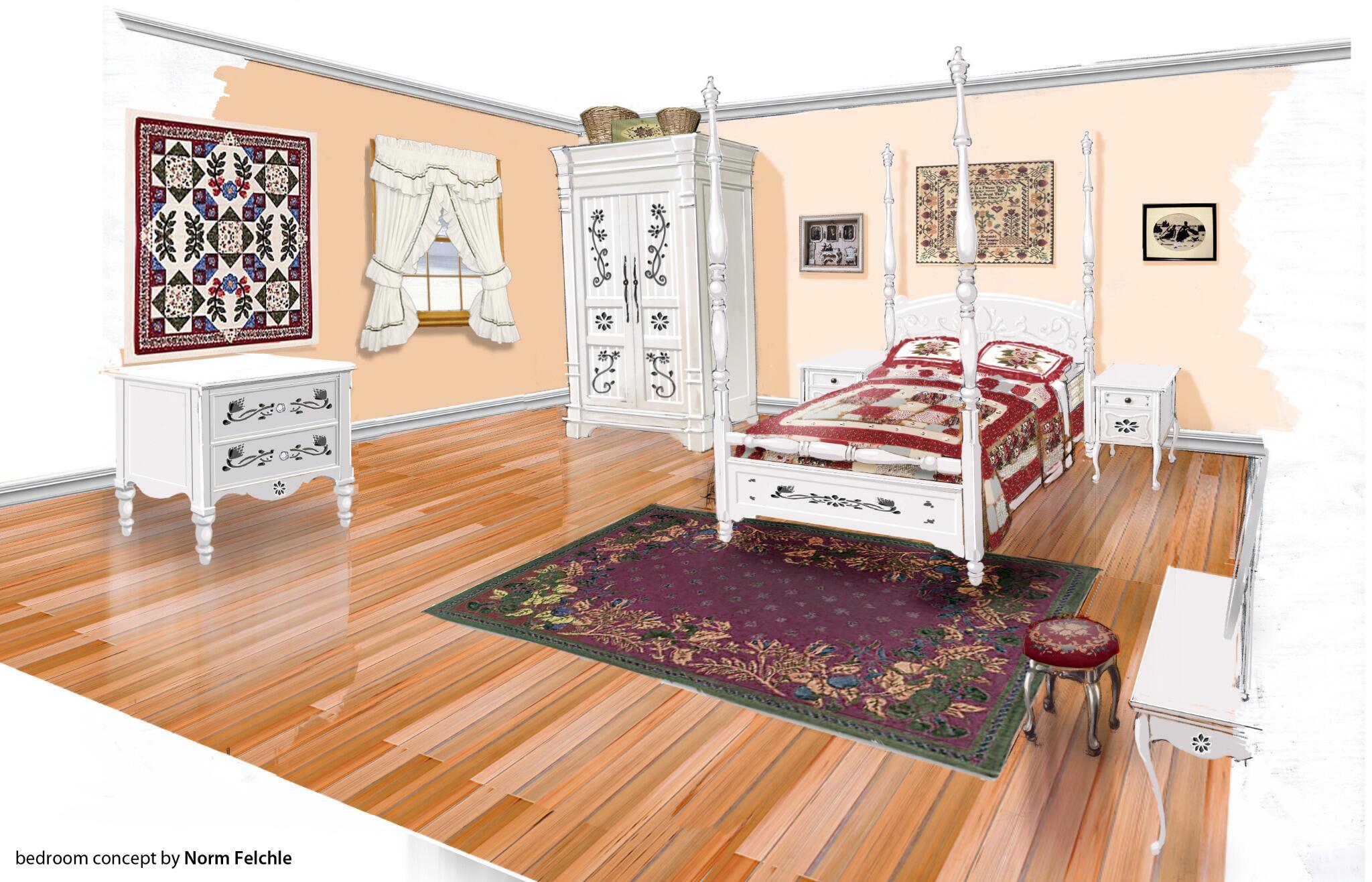 [imagen]Arte conceptual Los sims 3: Dormitorio BhbCkGYCAAAiq-M