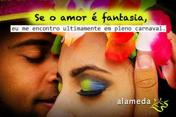 Ah, o #amor! Ah, o #carnaval! http://t.co/agOQxRtRl9
