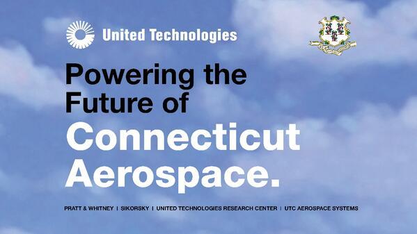 UTC and Connecticut aerospace investments economic development agreement
