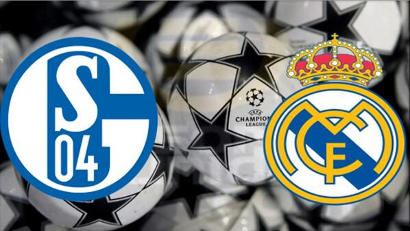 Schalke 04-Real Madrid Streaming Rojadirecta: Diretta TV Live Gratis su Sky